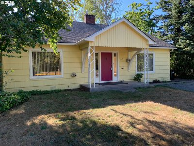 Eugene Single Family Home For Sale: 2040 Alder St