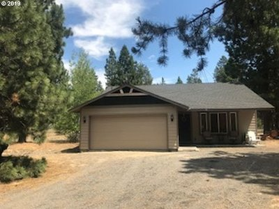 La Pine Single Family Home For Sale: 149289 Mable Dr