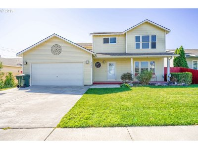 Umatilla County Single Family Home For Sale: 1590 NE Gladys Dr