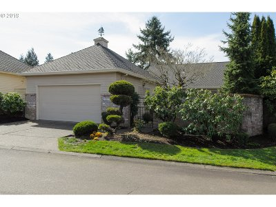 Wilsonville, Canby, Aurora Single Family Home For Sale: 7420 SW Lakeside Loop