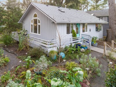 Cannon Beach Single Family Home For Sale: 187 E Coolidge Ave