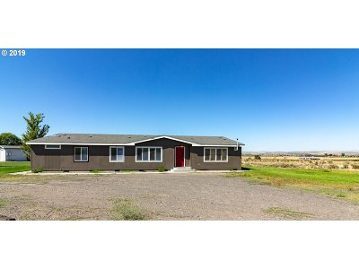 Umatilla County Single Family Home For Sale: 31209 Shelley Ln