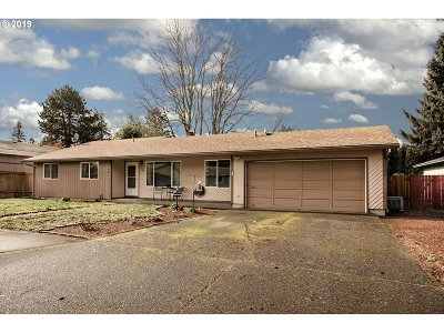 Single Family Home For Sale: 3123 SE 161st Ave