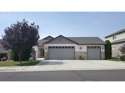 Hermiston Single Family Home For Sale: 2133 NW Dusk Dr