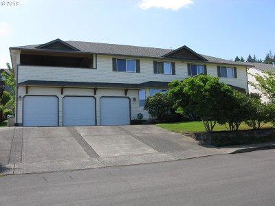 Ridgefield Single Family Home For Sale: 2511 NE 164th St