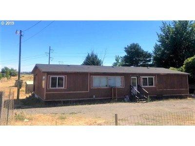 Hermiston Single Family Home For Sale: 1358 E Punkin Center Rd