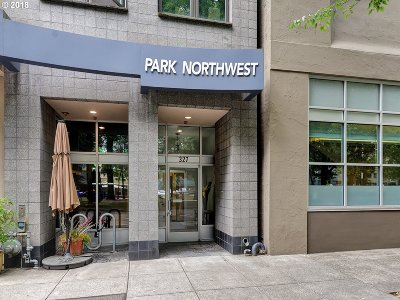 Northwest Heights, Pearl, Old Town, Arlington Heights, Sylvan Highlands, Sylvan, Highlands, Forest Heights Condo/Townhouse For Sale: 327 NW Park Ave #PHW