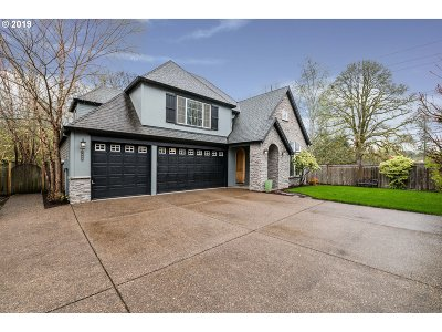 Wilsonville Single Family Home For Sale: 7488 SW Bouchaine Ct