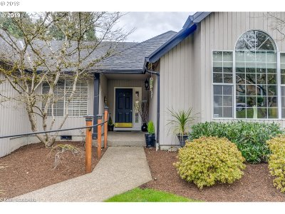 Portland Single Family Home For Sale: 6512 SW Florence Ln