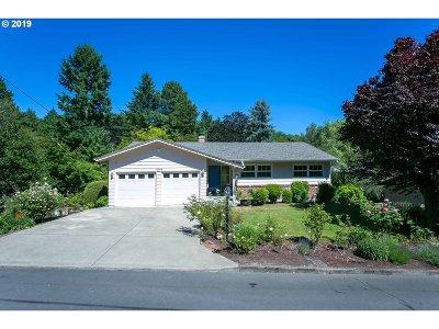 Lake Oswego Single Family Home For Sale: 14664 Rainbow Dr