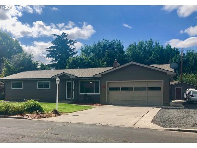 Pendleton Single Family Home For Sale: 1313 SW 39th St