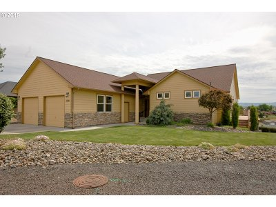 Pendleton Single Family Home For Sale: 2250 NW Horn Pl