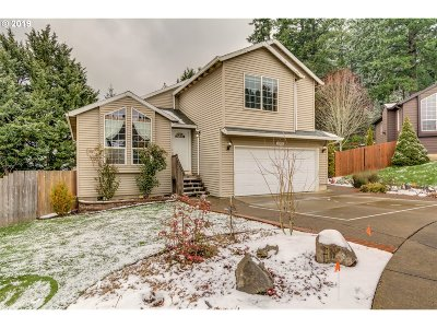 Tigard Single Family Home For Sale: 15656 SW Bristlecone Way