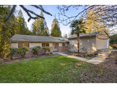 Single Family Home For Sale: 5733 SW Orchid Ct