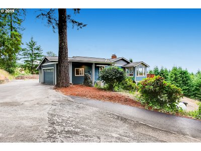 Hillsboro, Cornelius, Forest Grove Single Family Home For Sale: 39747 SW Blooming Fern Hill Rd