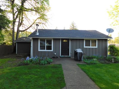 Estacada Single Family Home Pending: 403 SW Hawthorn Rd