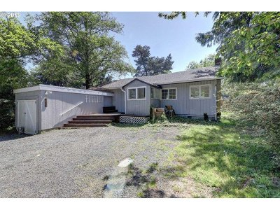 Gearhart Single Family Home For Sale: 725 E St