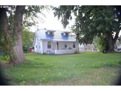 Grant County Single Family Home For Sale: 25196 Hwy 395