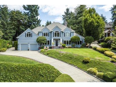 West Linn Single Family Home For Sale: 2060 Tanner Creek Ln