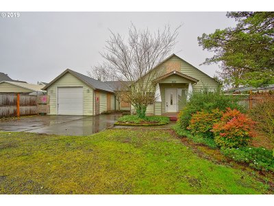 Molalla OR Single Family Home Pending: $218,500