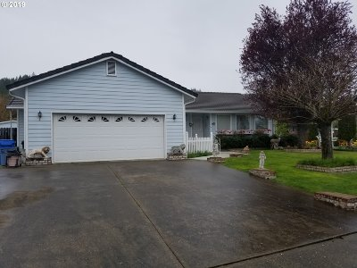 Sutherlin Single Family Home For Sale: 1771 E Fourth Ave