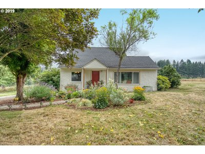 La Center Single Family Home For Sale: 39805 NE 109th Ave