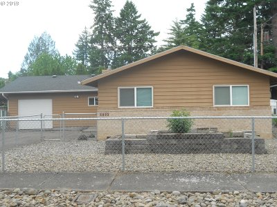 Multnomah County Single Family Home For Sale: 4003 SE 171st Ave
