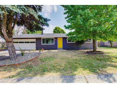 Happy Valley, Clackamas Single Family Home For Sale: 10150 SE Amherst St