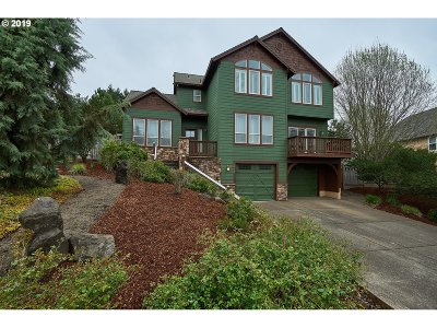 McMinnville Single Family Home For Sale: 2513 NW Horizon Dr