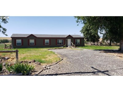 Umatilla County Single Family Home For Sale: 66990 S Hwy 395