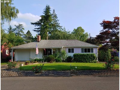 Single Family Home For Sale: 12640 SW Edgewood St
