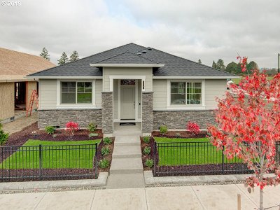 Wilsonville Single Family Home For Sale: 7221 SW Chestnut Ln