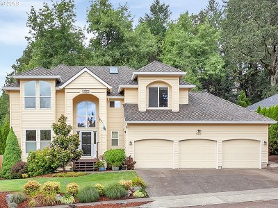 Beaverton Single Family Home For Sale: 16603 SW Timberland Dr