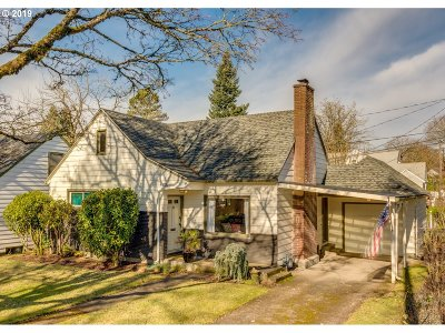 Vancouver Single Family Home Bumpable Buyer: 706 NW 41st St