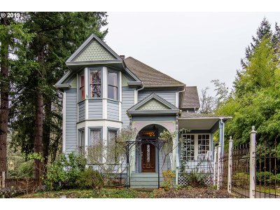 Eugene Single Family Home For Sale: 570 E 40th Ave