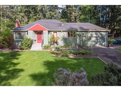 Single Family Home For Sale: 8632 SW 56th Ave