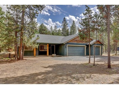 Bend Single Family Home For Sale: 54748 Pinewood Ave