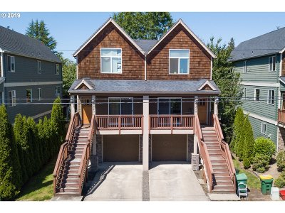 Forest Grove Single Family Home For Sale: 1824 C St