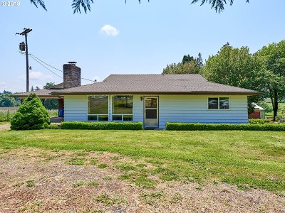 Scio Single Family Home Pending: 38674 Shilling Dr