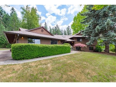 Molalla Single Family Home Bumpable Buyer: 16500 S Stone Meadow Rd