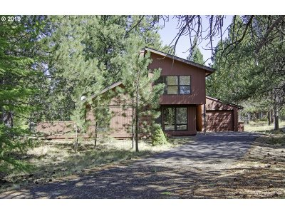 Sunriver Single Family Home For Sale: 17852 Crag Ln