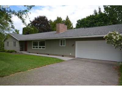 Single Family Home For Sale: 2749 Wy East Rd