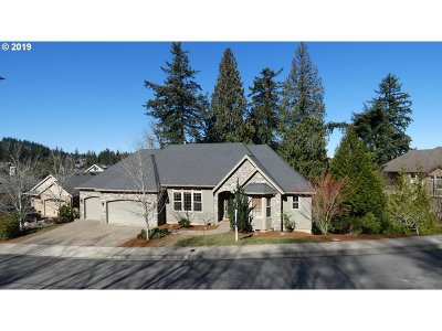 Gresham Single Family Home For Sale: 4616 SE Honors Pl