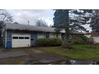 Vancouver WA Single Family Home For Sale: $275,000