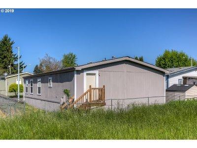 Keizer Single Family Home For Sale: 4786 Tracy St NE