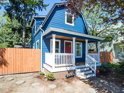 Vancouver Single Family Home For Sale: 2012 Lincoln Ave