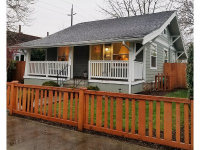 Vancouver Single Family Home For Sale: 3209 L St