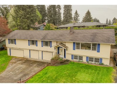 Vancouver Single Family Home For Sale: 2619 NE 113th St