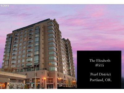 Portland Condo/Townhouse For Sale: 333 NW 9th Ave #515