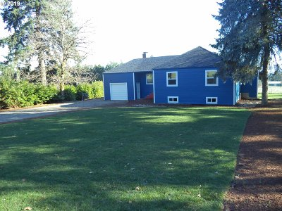 Aumsville Single Family Home For Sale: 8693 Shaw Sq